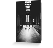 Tate Modern Greeting Card