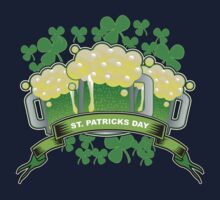 St Patricks Triple Beer Banner by CarbonClothing