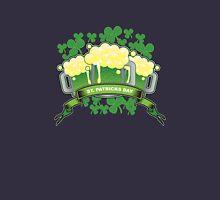 St Patricks Triple Beer Banner Unisex T-Shirt