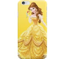 belle iPhone Case/Skin