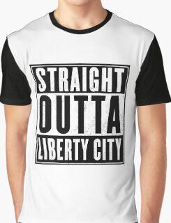 GTA - Liberty City Graphic T-Shirt