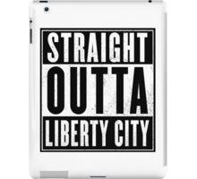 GTA - Liberty City iPad Case/Skin