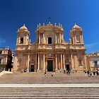 the cathedral of Noto by supergold