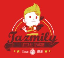 Tazmily little league by TeeKetch