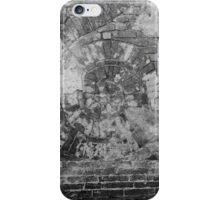 twist in the bricks iPhone Case/Skin