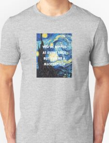 """Starry Night"" x Halsey Unisex T-Shirt"