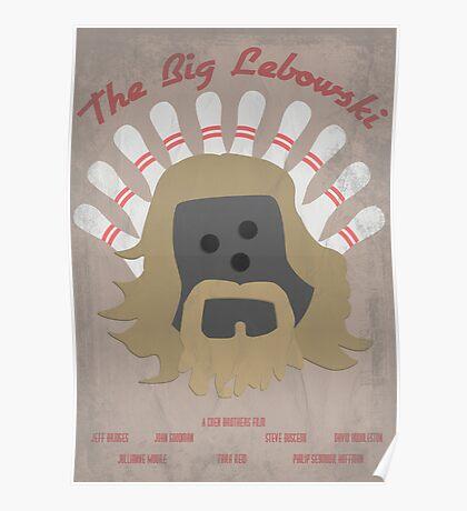The Big LeBOWLski Poster