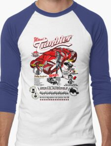 Gotham AutoWorld Men's Baseball ¾ T-Shirt