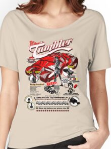 Gotham AutoWorld Women's Relaxed Fit T-Shirt