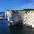 Cliffs on a Sunny Day by Chairboy