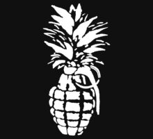 Pineapple grenade  by rlnielsen4