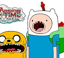 ♡ ADVENTURE TIME ♡ by adesdaughterr