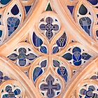 Vitrais. stained glass and stone. Batalha Monastery by terezadelpilar~ art & architecture