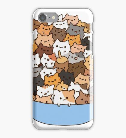 Mug Kittens iPhone Case/Skin