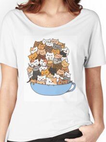 Mug Kittens Women's Relaxed Fit T-Shirt