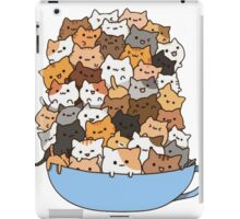 Mug Kittens iPad Case/Skin