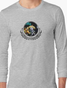 Day of the Dead #2 tee for the Boys Long Sleeve T-Shirt