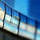 Tilt-Shift a MonoRail Blue by paintingsheep