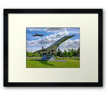 Dambusters 70 Years On - BBMF Lancaster 3 - HDR Framed Print