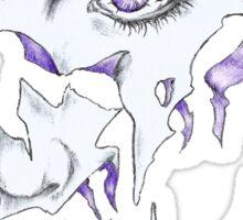 Fractured Senses  Sticker