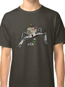 Doom Guy versus Spider Mastermind Classic T-Shirt