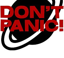 Don't Panic! by SlubberBub