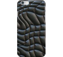Leather surface iPhone Case/Skin
