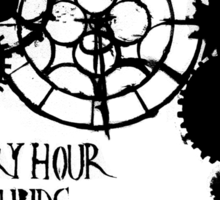 All the Hours Sticker
