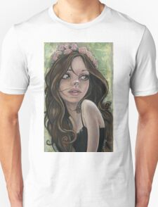 Flower Girl Unisex T-Shirt