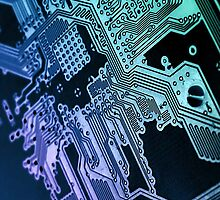 Circuit board. by DCPRODUCTION