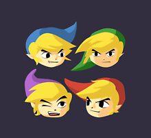 Legend of Zelda Four Swords Unisex T-Shirt