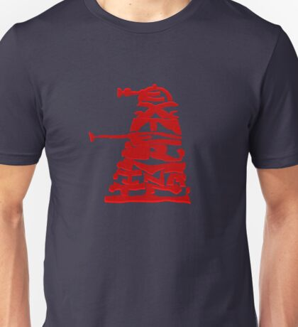Exterminatext Unisex T-Shirt