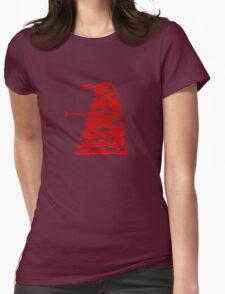 Exterminatext Womens Fitted T-Shirt