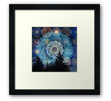 Starry Skies Framed Print