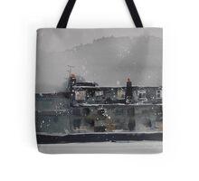 Edinburgh Snow 1 Tote Bag