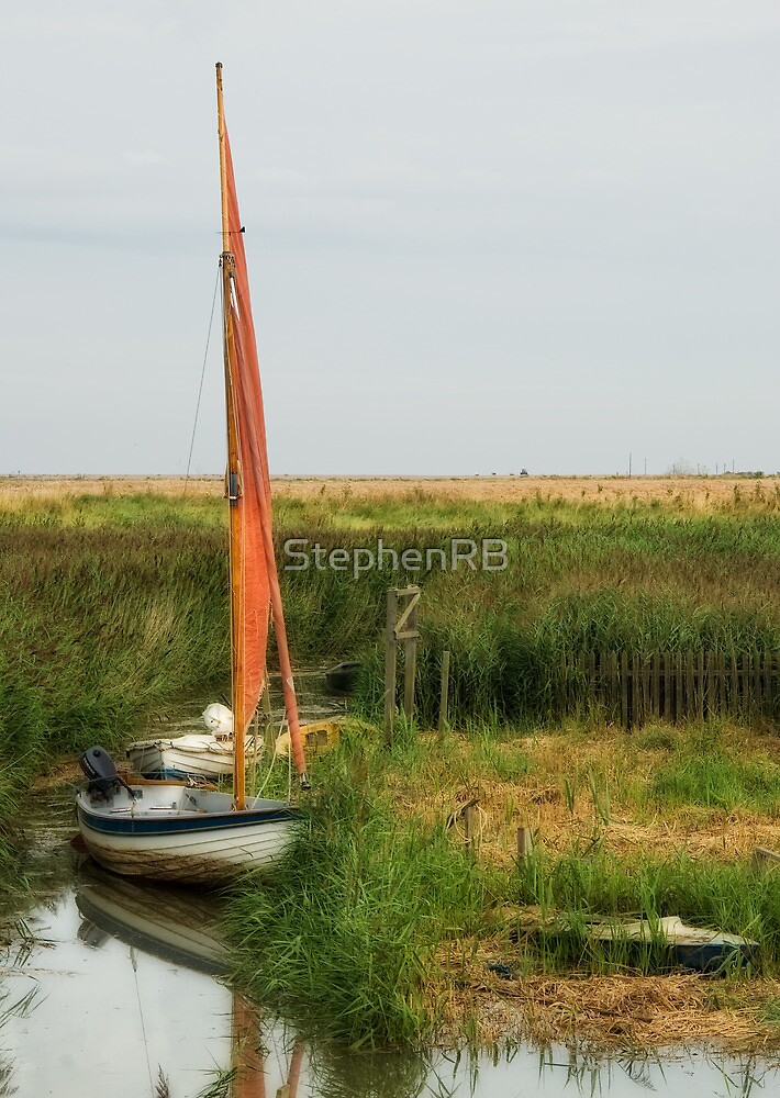 Backwater by StephenRB
