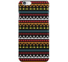 Colors And Shapes iPhone Case/Skin