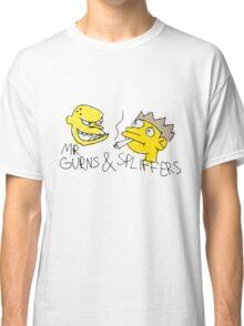 Mr Gurns and Spliffers Classic T-Shirt