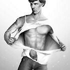 Sexy Benedict Cumberbatch / Sherlock V4 by Springintveld