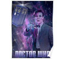 Doctor Who Poster Poster