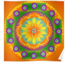 Mother Yantra Poster