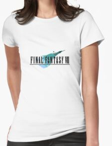 Block Fantasy VII Womens Fitted T-Shirt