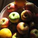 Apples & Oranges by Tim Miklos