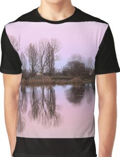 reflections on the lake Graphic T-Shirt