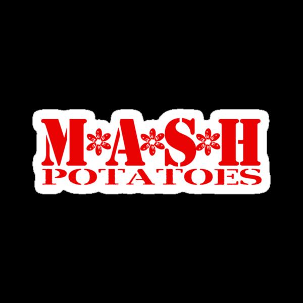 Mash Potatoes by SholoRobo