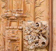 manuelino (style) stone work. Mosteiro da Batalha. by terezadelpilar~ art & architecture