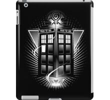TARDIS Doctor Who iPad Case/Skin