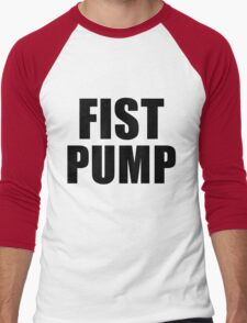 Fist Pump The Regular Show Men's Baseball ¾ T-Shirt