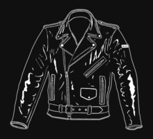 Leather Jacket Kids Clothes