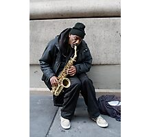 People 5601 / New York Photographic Print